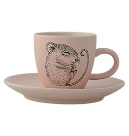 Mini tea cup mouse