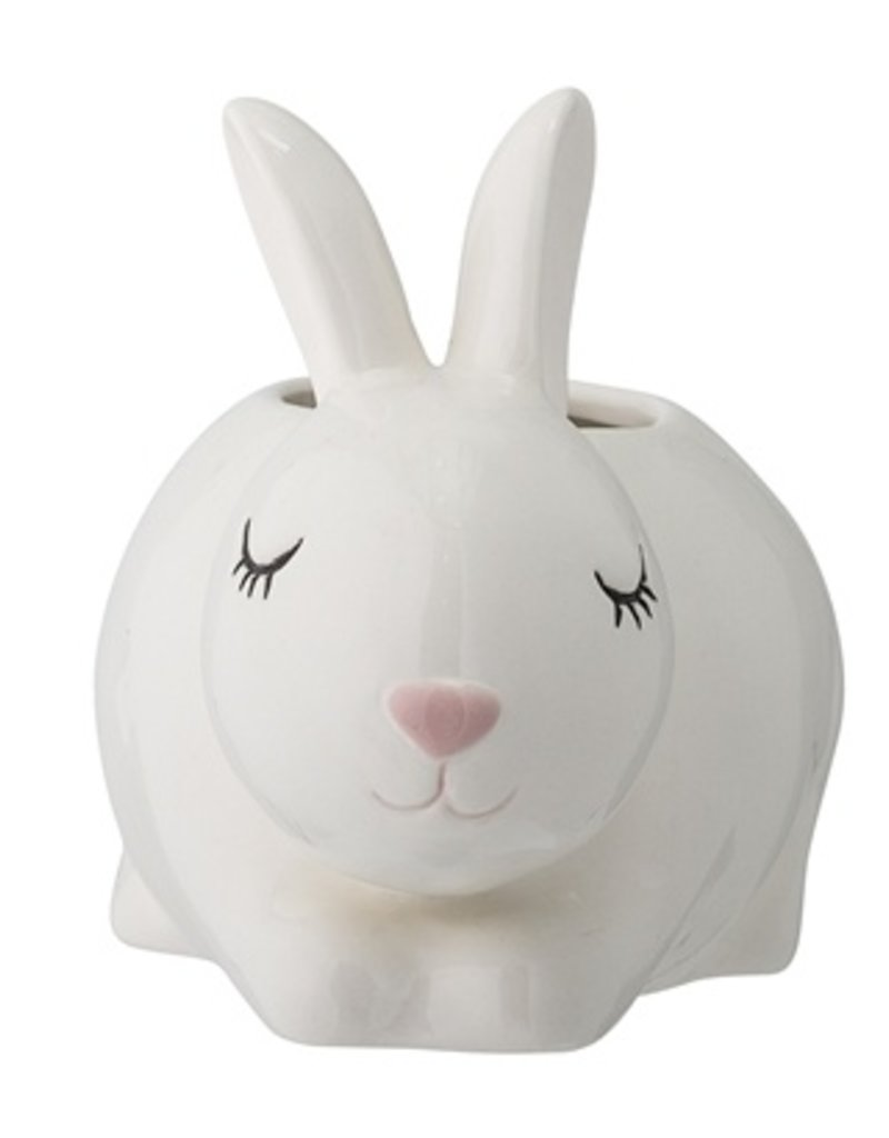 Bloempotje konijn