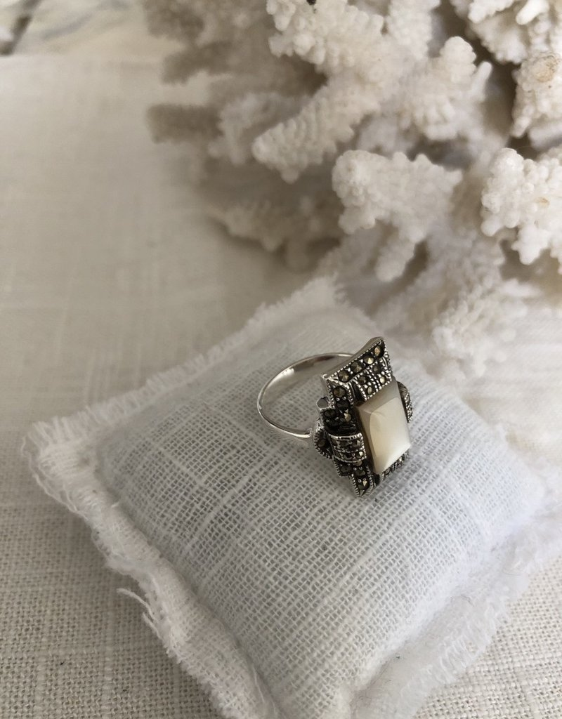 Ring zilver