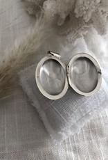 Hanger in zilver