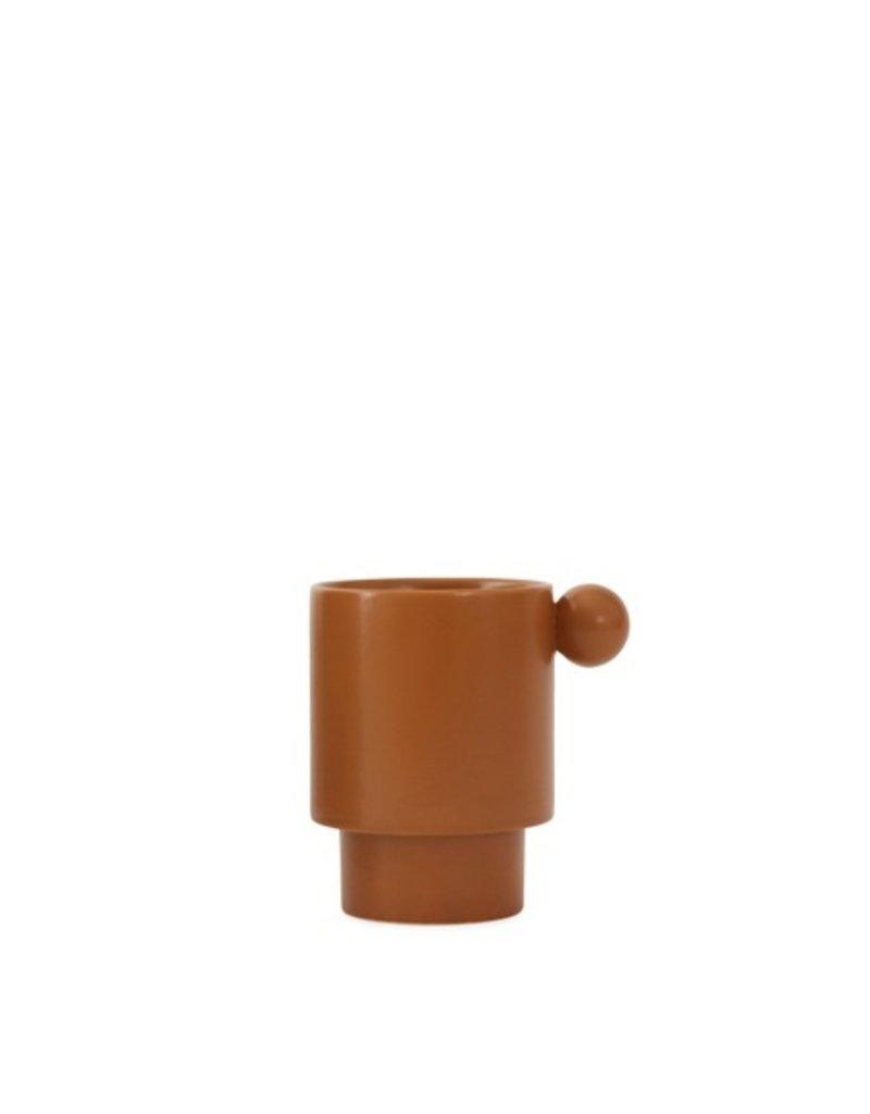 Terracotta mok