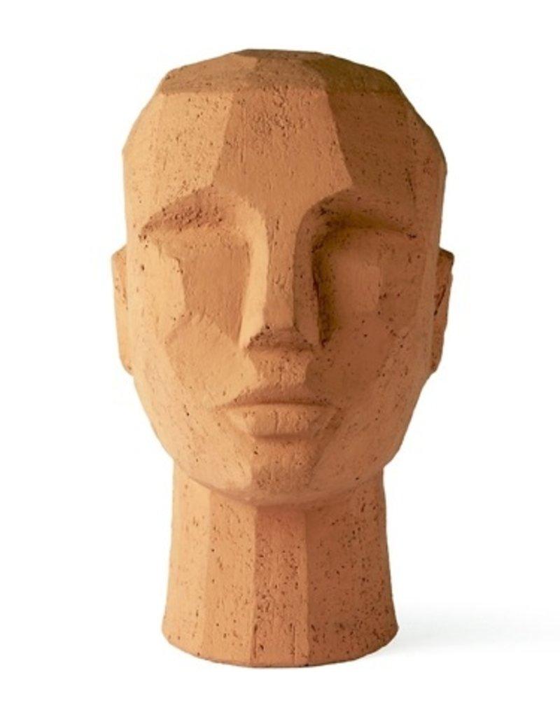 Abstract hoofd