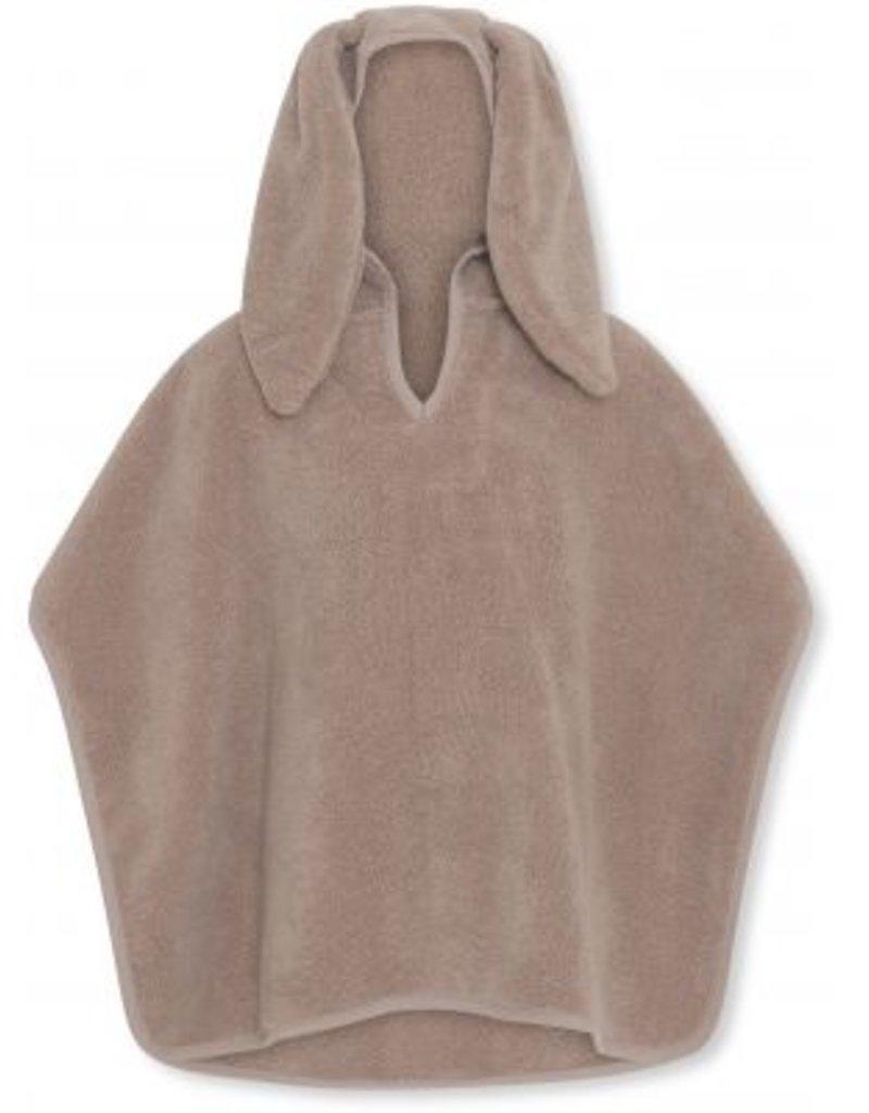 Bath robe poncho