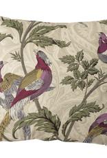 Kussen paradijsvogels