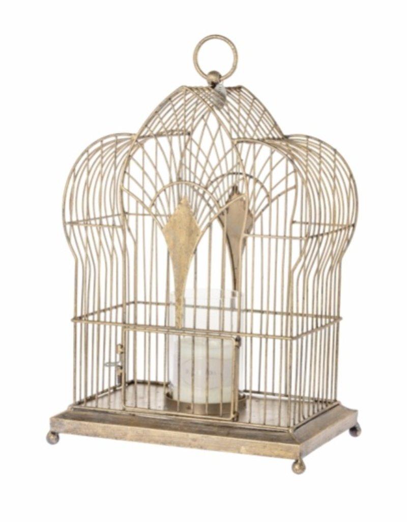 Art-deco birdcage