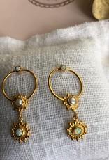 Earrings Monsieur Blonde