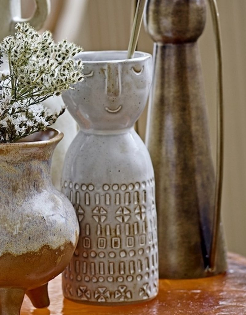 Ceramic vase small