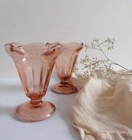 IJscoupes roze - set van 4