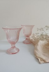 Ice cups pink - set of 4