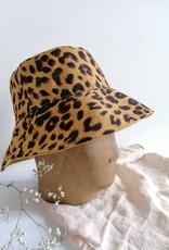 Fisherman hat leopard
