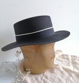 Sun hat black or brown