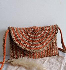 Jute/cotton bag