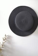 Sun hat black