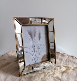 Photo frame mirror