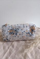 Toiletry bag flower print