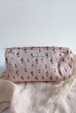 Toiletry bag abstract