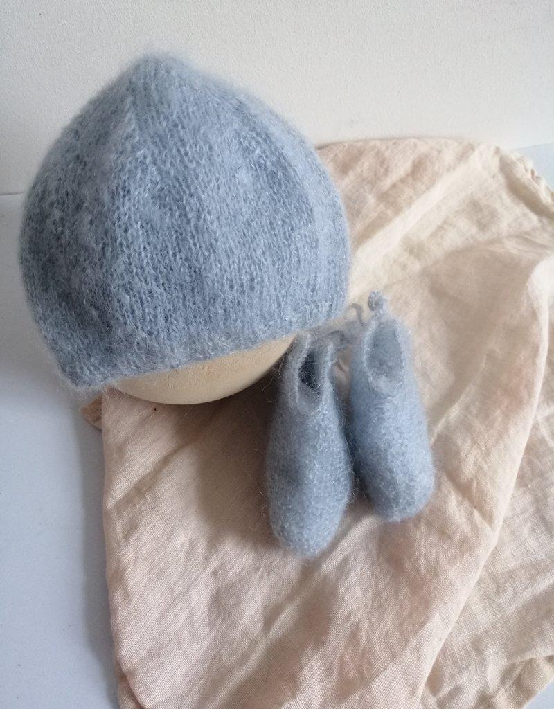 Newborn set blauw