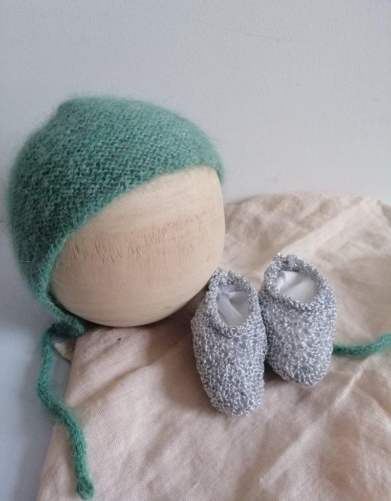 Newborn set groen