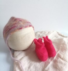 Newborn set roze