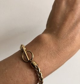 Armband gevlochten