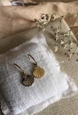 Earrings shell