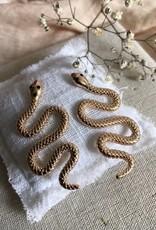 Oorbellen slang