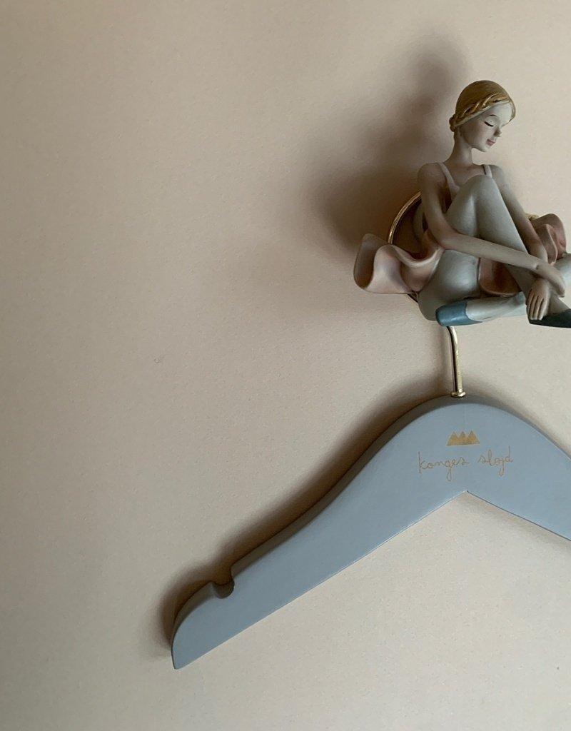 Kapstokje ballerina/pierrot