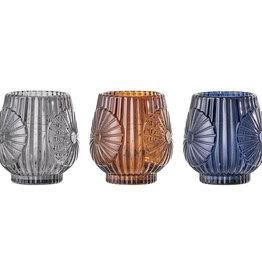 Kaarsenhouders glas