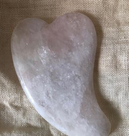 ÂME Gua sha rose quartz