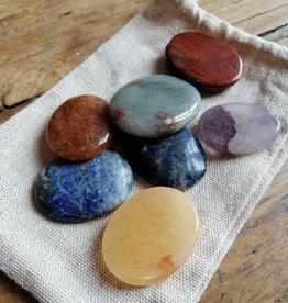 ÂME Chakra stones