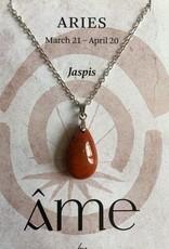 ÂME Horoscope necklace Aries