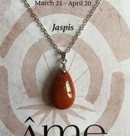 ÂME Horoscope necklace Aries