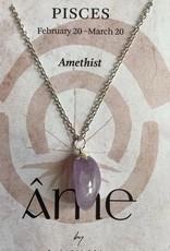 ÂME Horoscope necklace Pisces