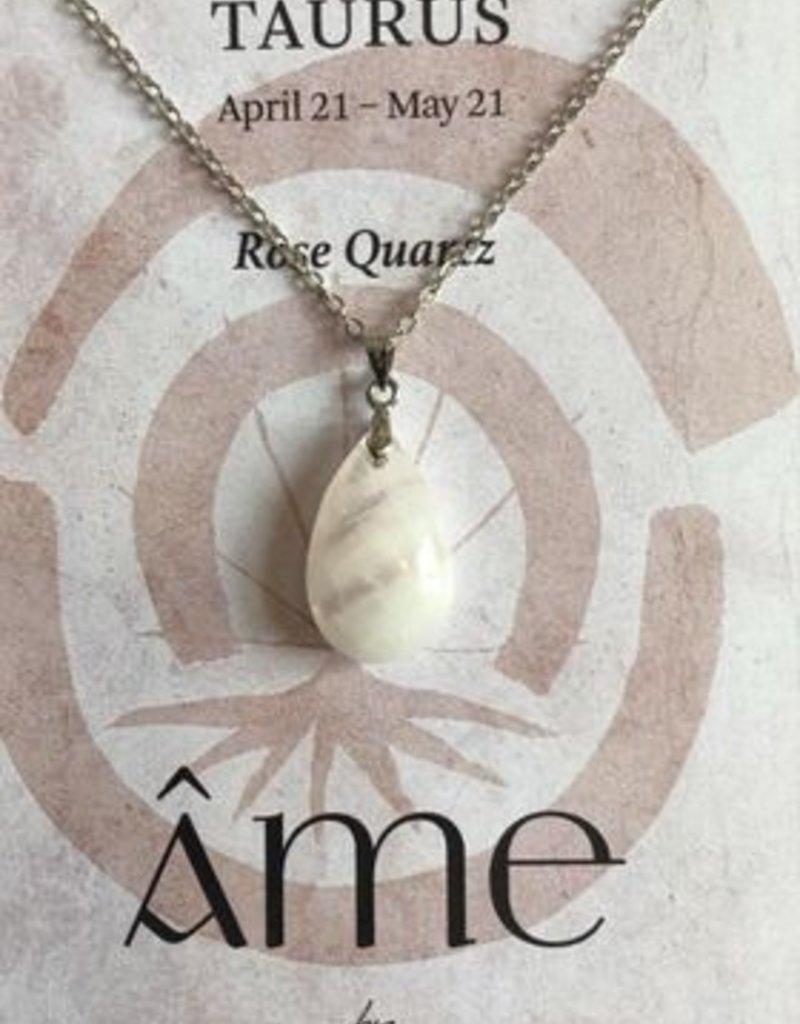 ÂME Horoscope necklace Taurus