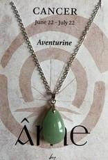 ÂME Horoscope necklace Cancer