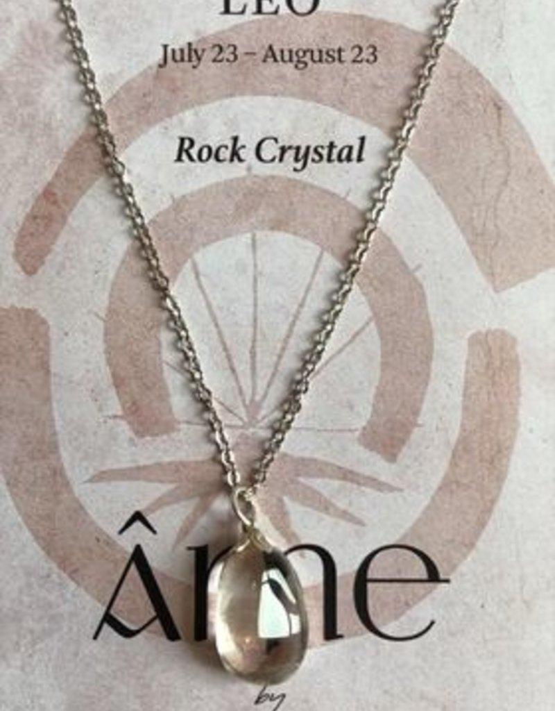 ÂME Horoscope necklace Leo