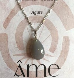 ÂME Horoscope necklace Libra