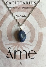 ÂME Horoscope necklace Sagittarius