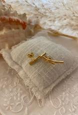 Little branche earrings