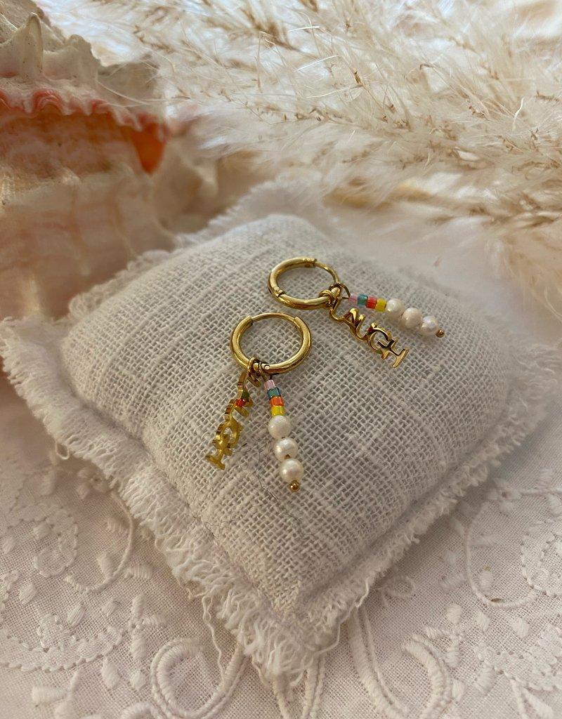 LAUGH Earrings