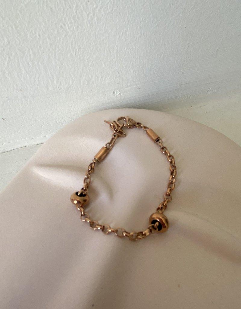armband rosegoud