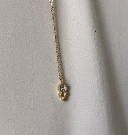 NECKLACE SMALL DIAMOND