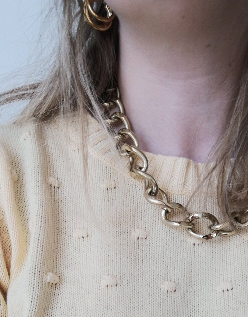 BIG CHUNKY NECKLACE
