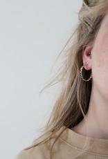 COLOURED EARRINGS