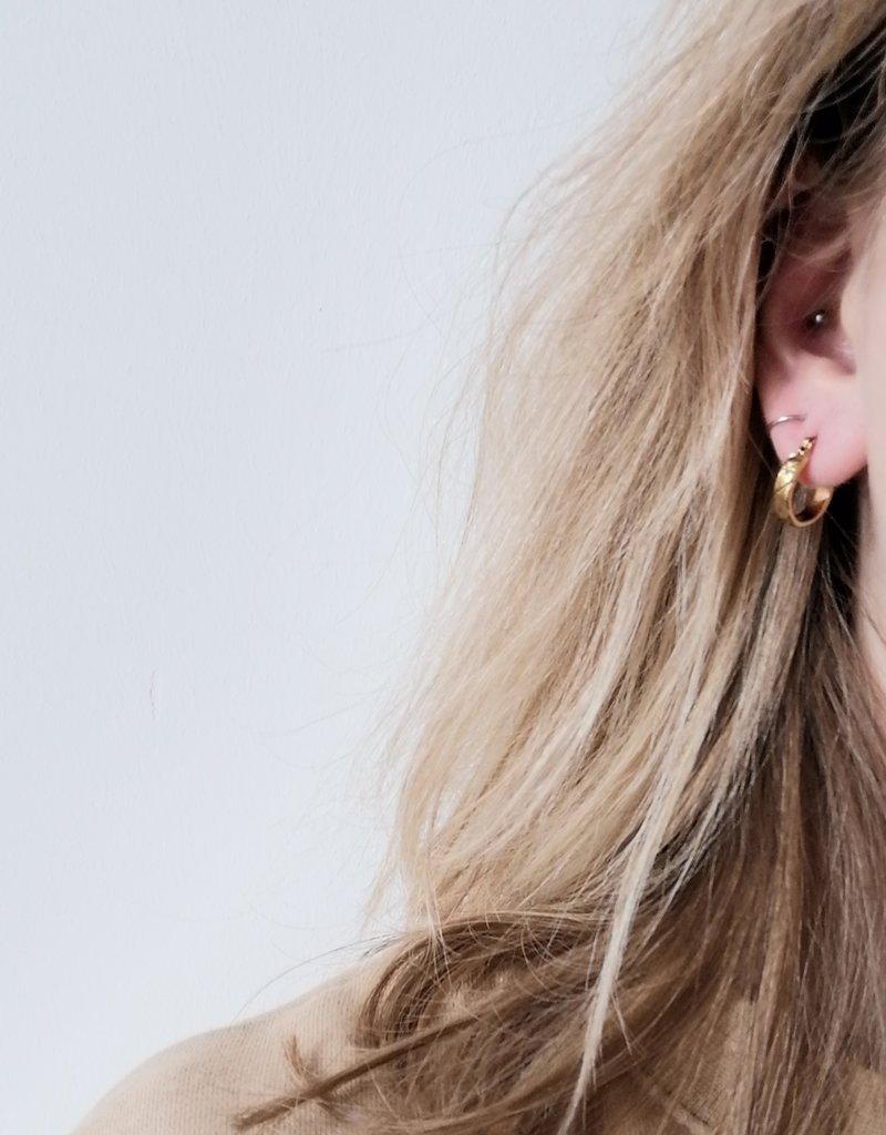 PATTERN EARRINGS