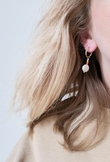 EARRINGS SMALL PEARL