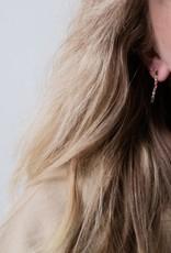 MULTI-COLOURED EARRINGS