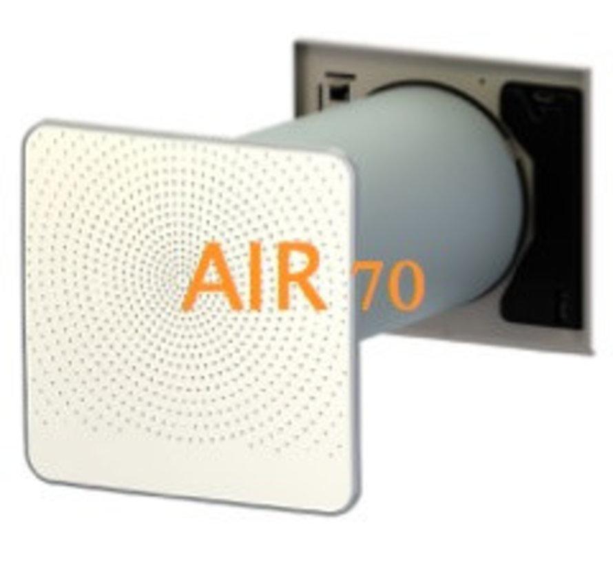 Brink Air 70  | filterset G4|F7 | 450109