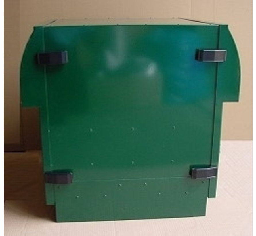 Vorfilter-Matte  Außenfilterbox Paul |  Rehau | G4