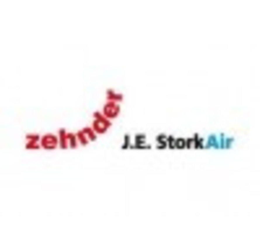 J.E. StorkAir is changed to Zehnder.